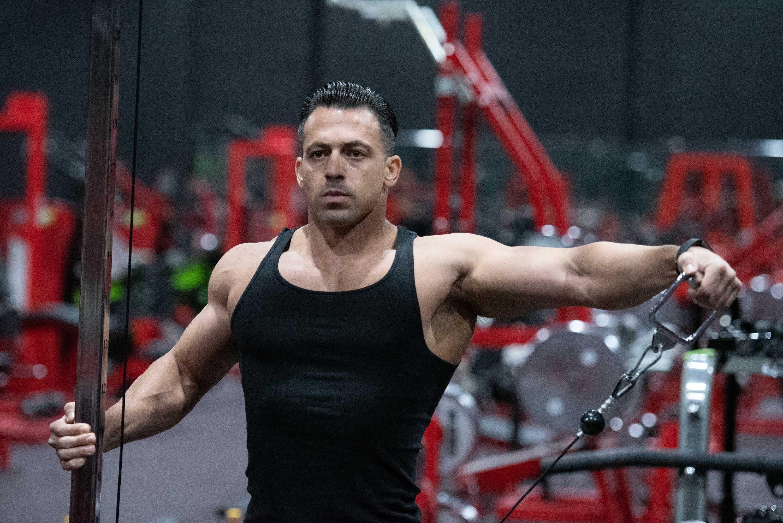 Complete Guide to Growing Big Shoulders   Mind Pump
