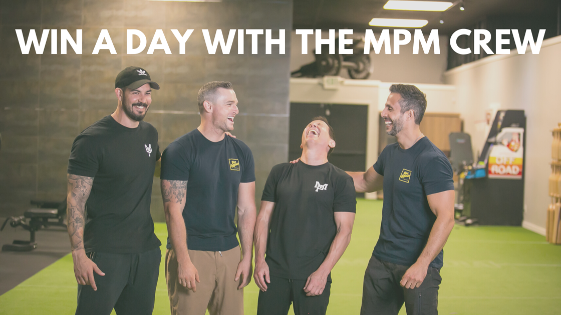 Spend a day with the crew at Mind Pump!