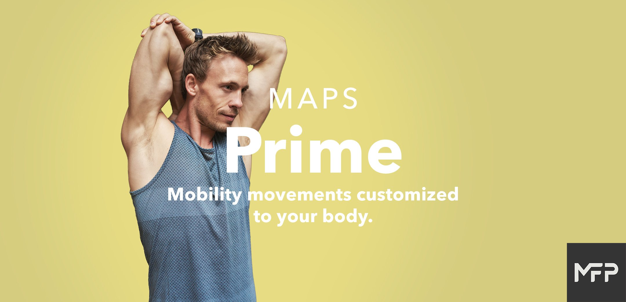 MAPS Prime Banner