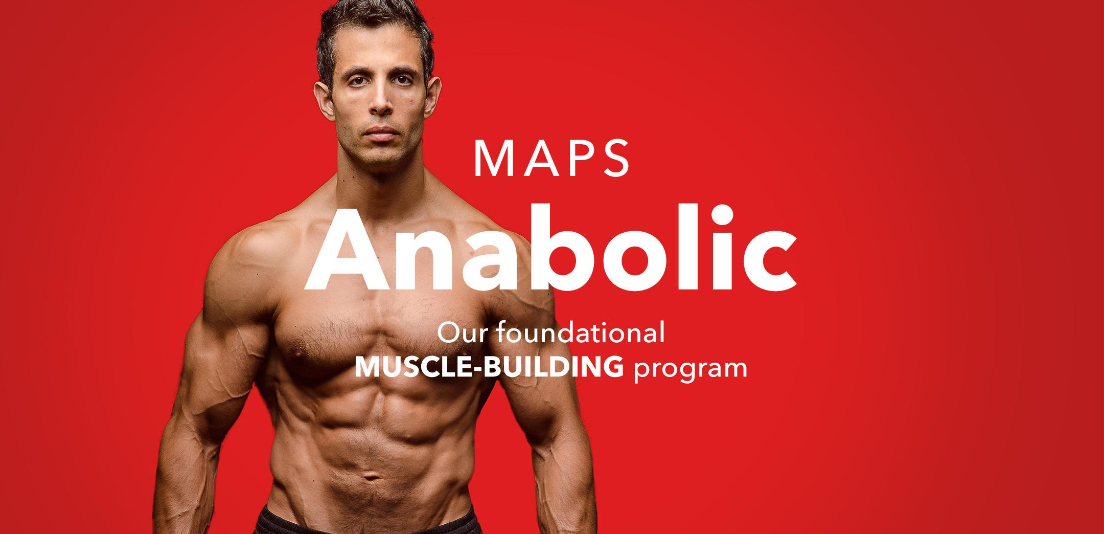 MAPS Fitness Anabolic | Muscle Adaptation Programming System