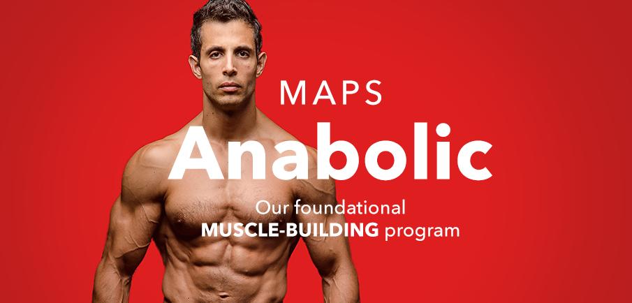 MAPS Anabolic
