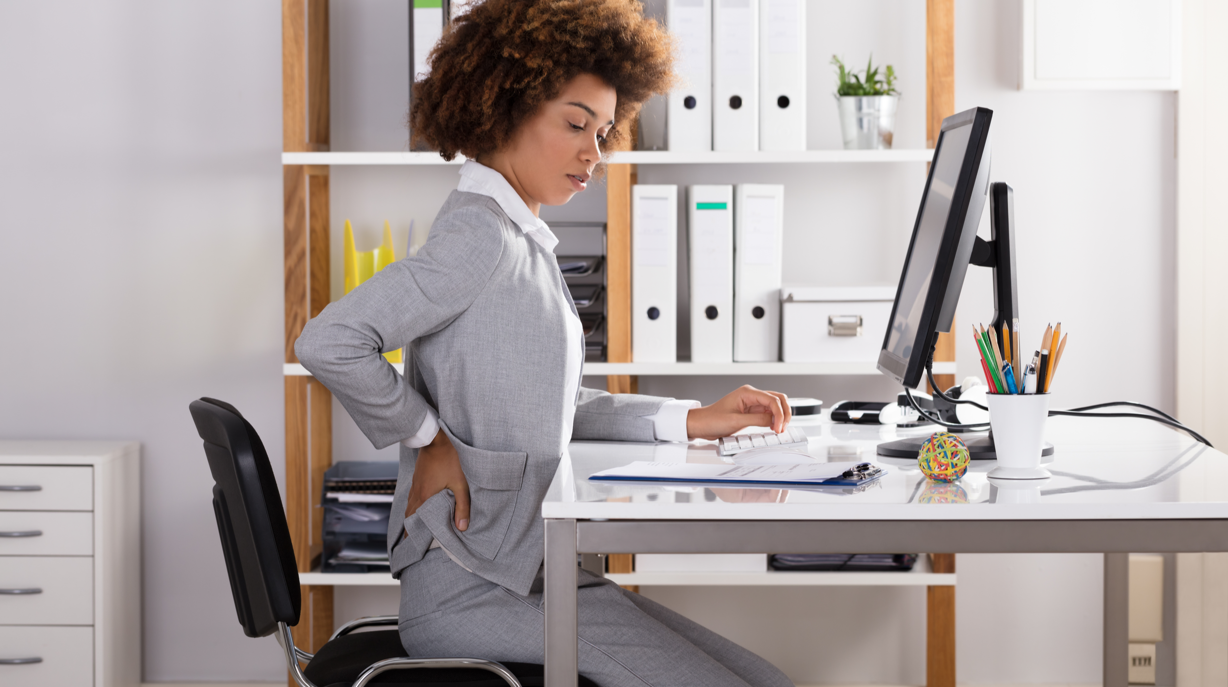 Why is Back Pain so Common?