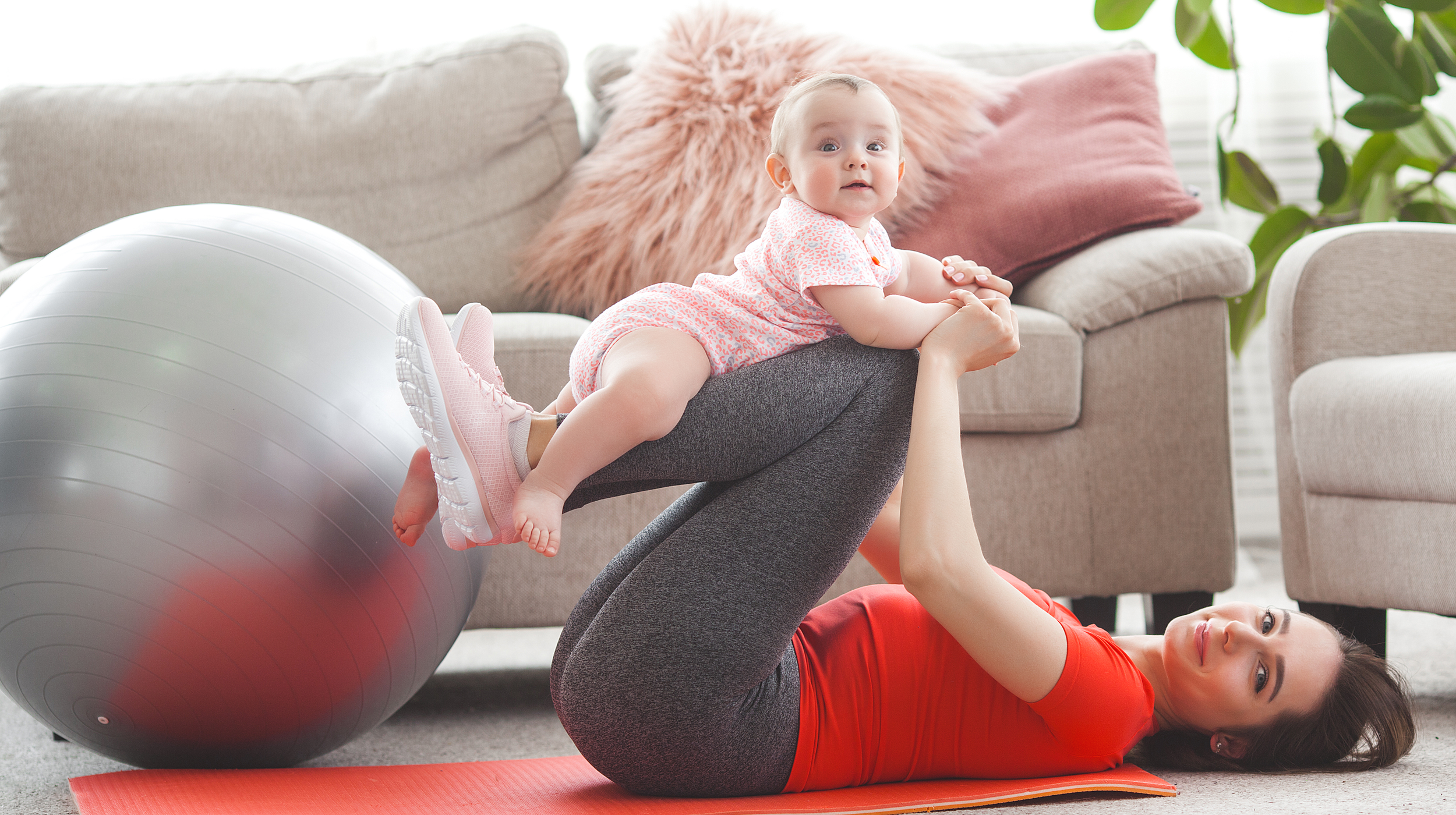 Losing Weight After Pregnancy: 5 Steps to Follow