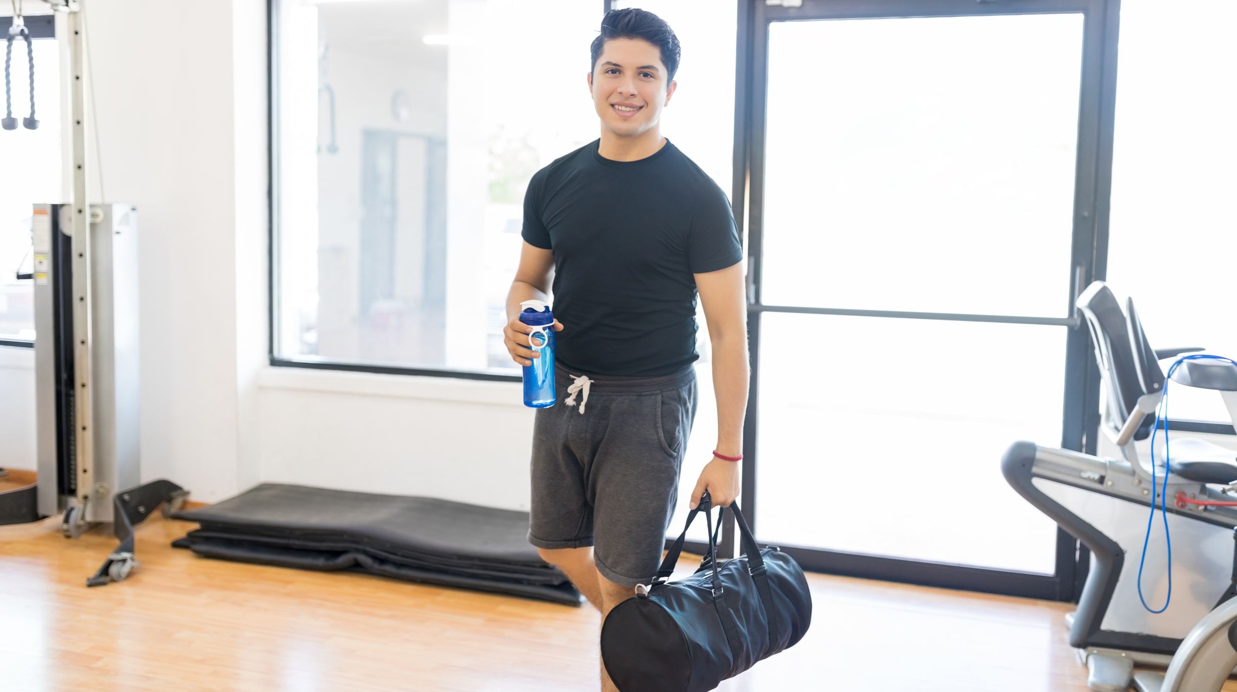 First Time at a Gym? Here's What to Expect