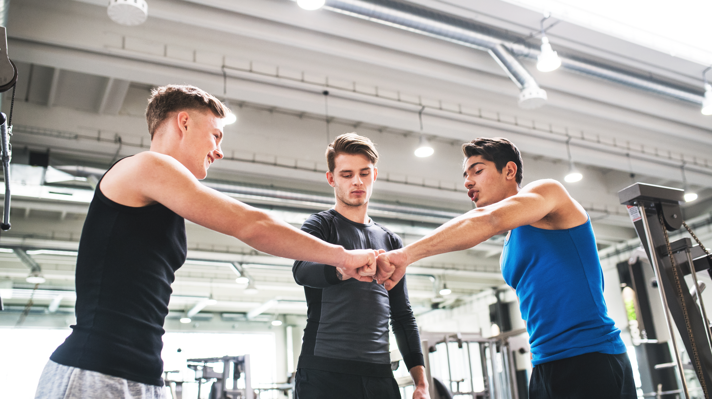 Is Resistance Training for Teenagers OK?