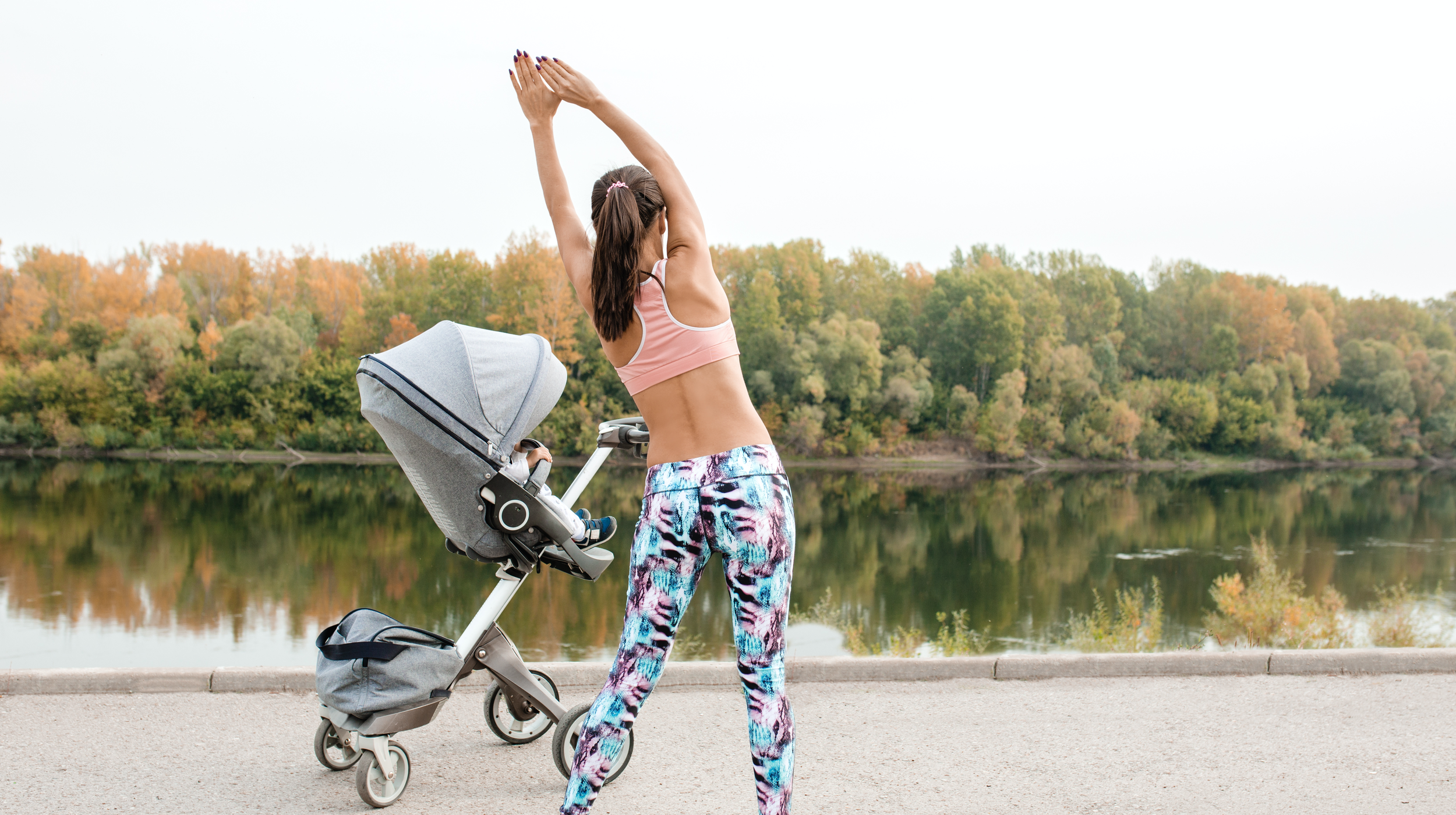 Getting Back in Shape After Having a Baby – Don't be Hard on Yourself