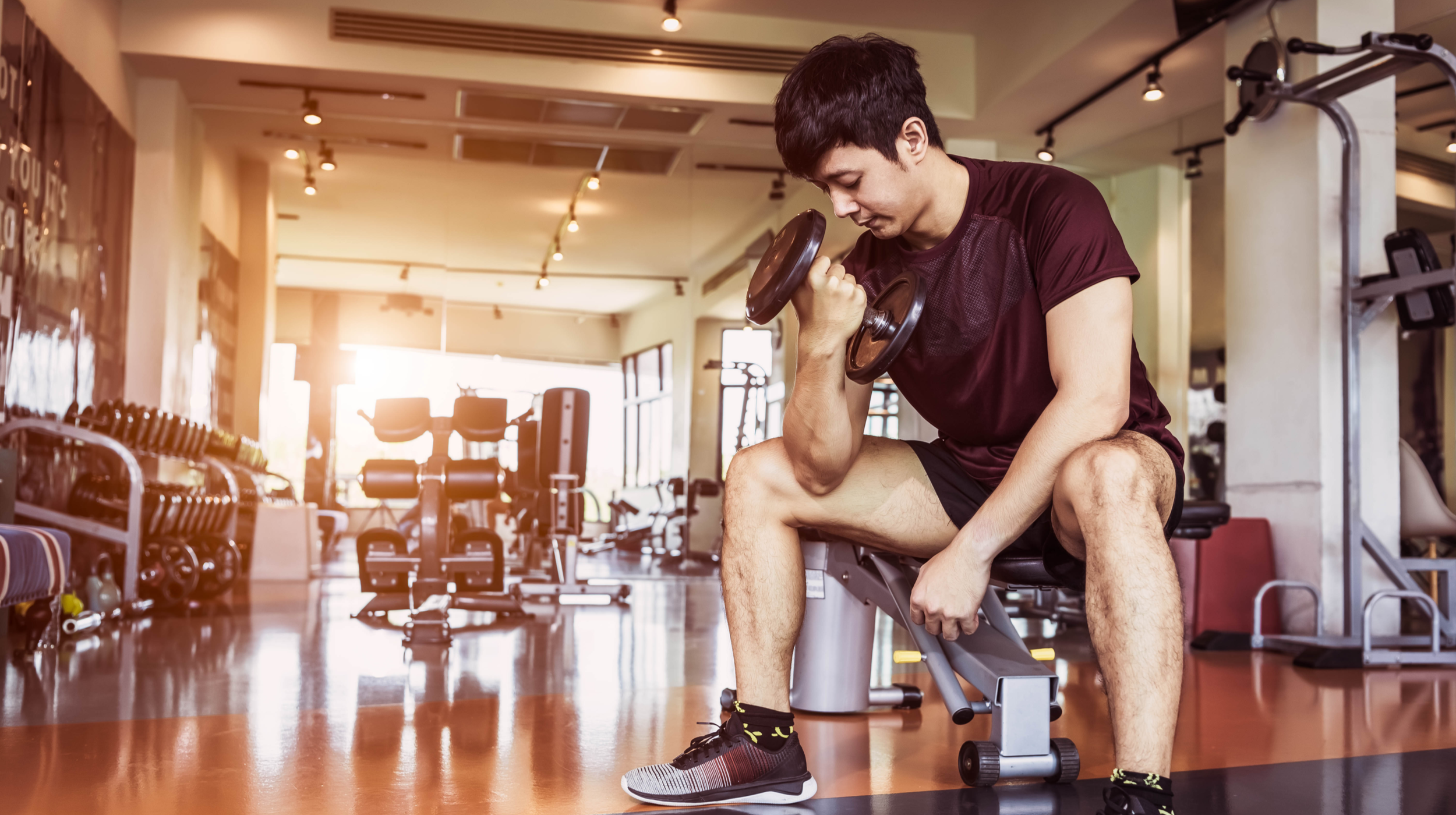The Best Workout Routine for Hardgainers