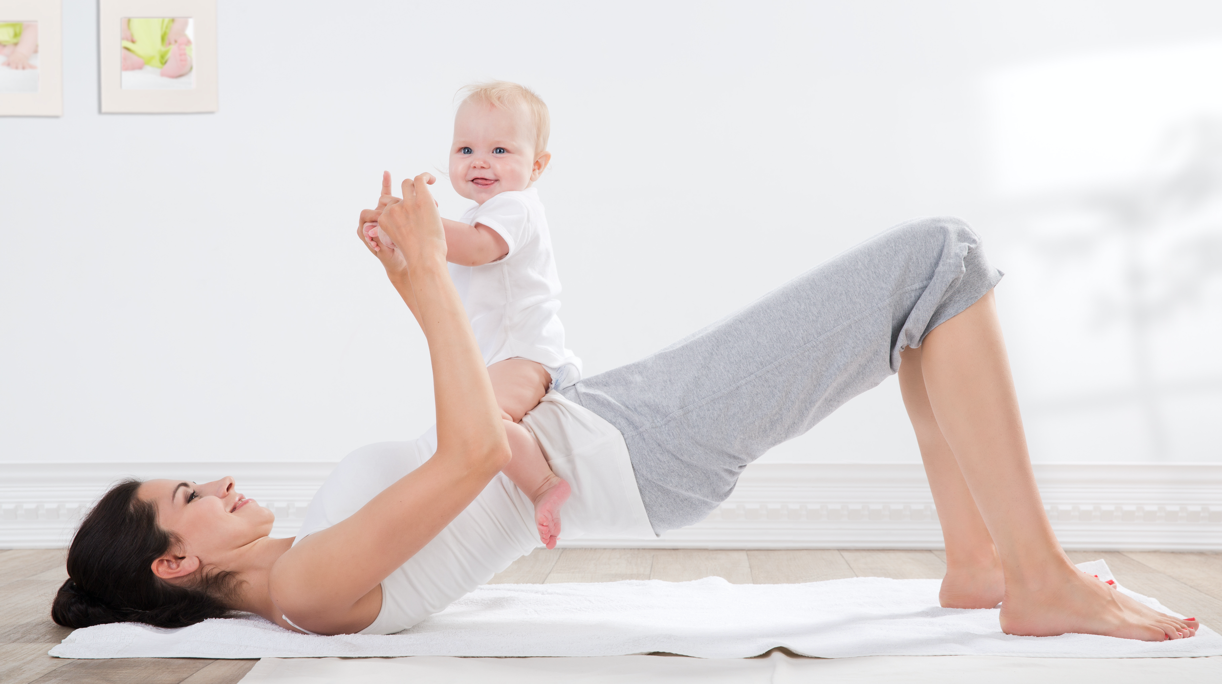 Getting Your Flat Tummy Back After Having A Baby