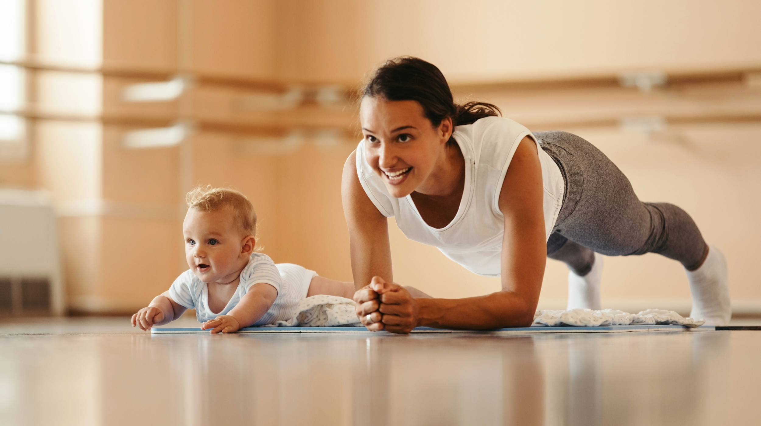 How to Lose the Baby Weight