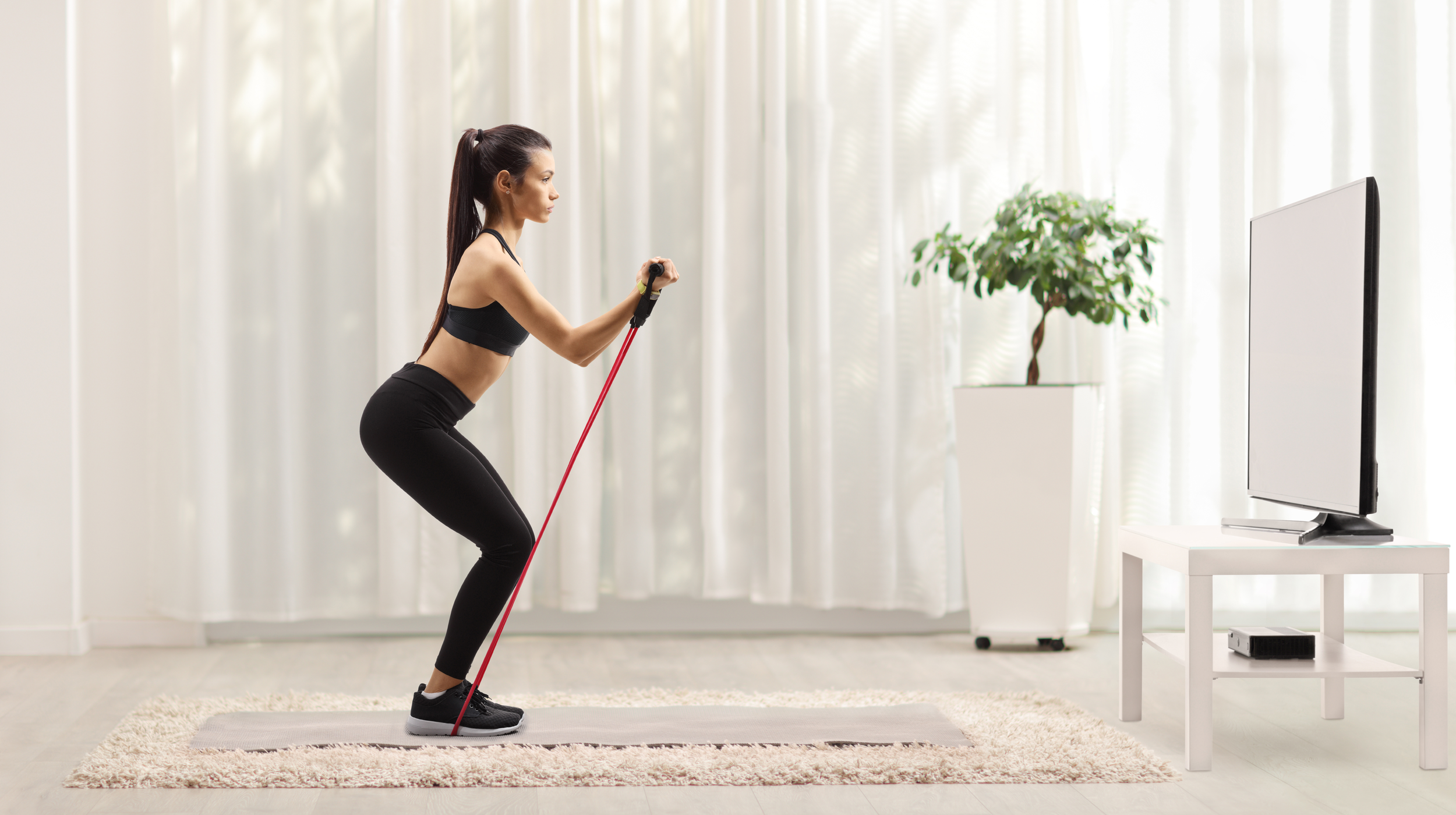 Is it Hard to Resistance Train at Home?