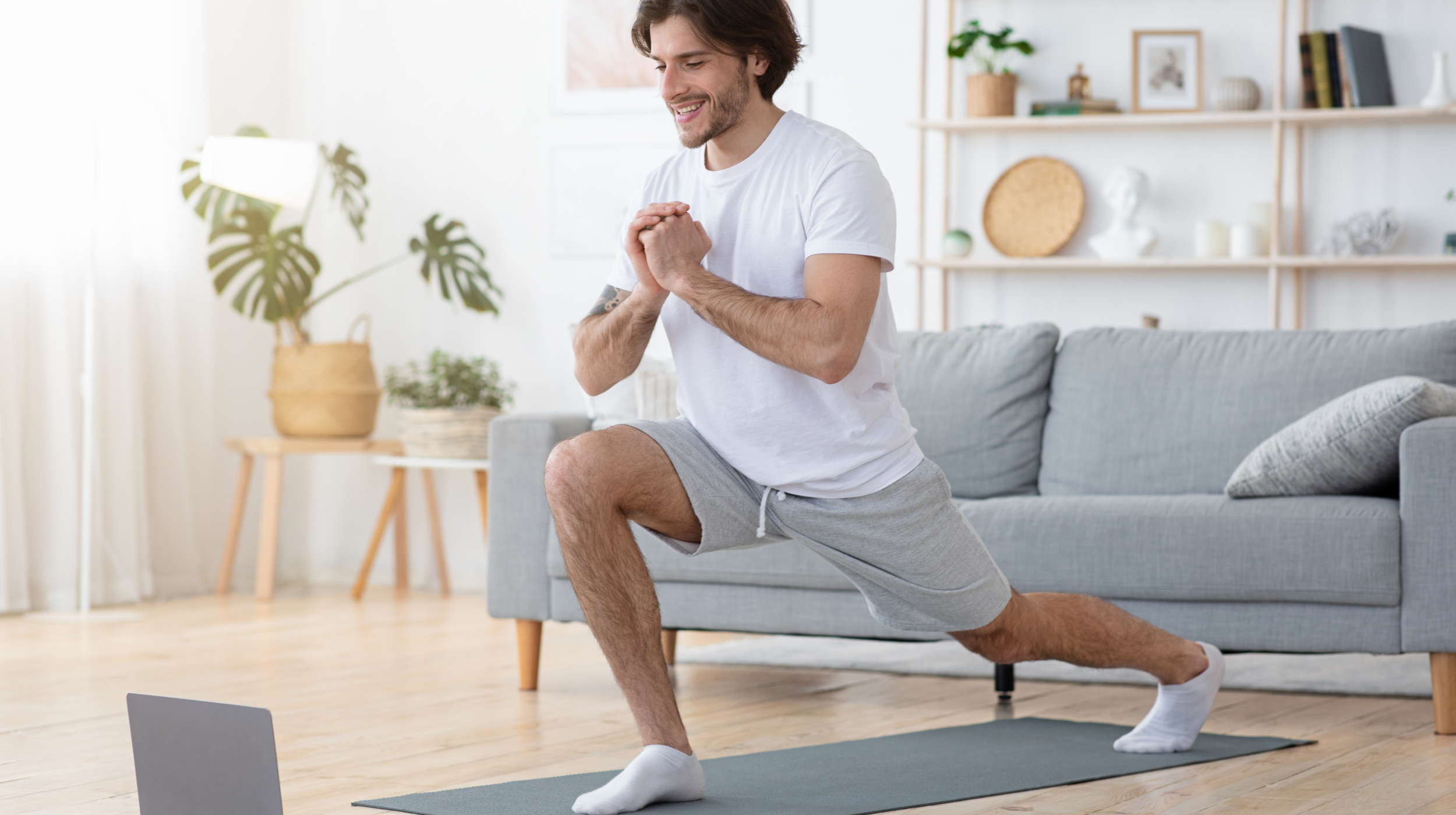 Can You Put on Muscle by Working Out at Home?