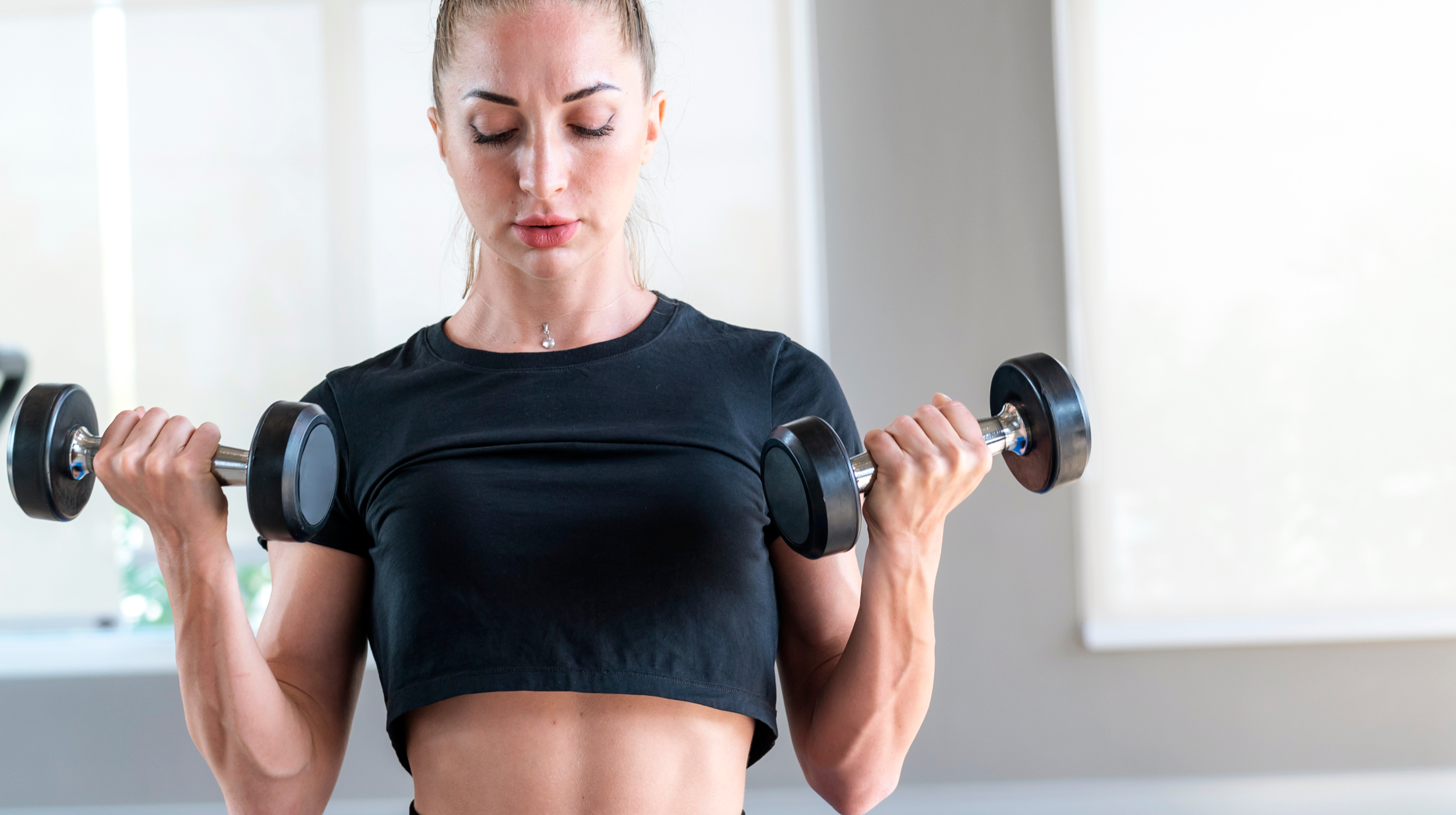 The Best Workout Routine for Women Who Want to Gain Muscle