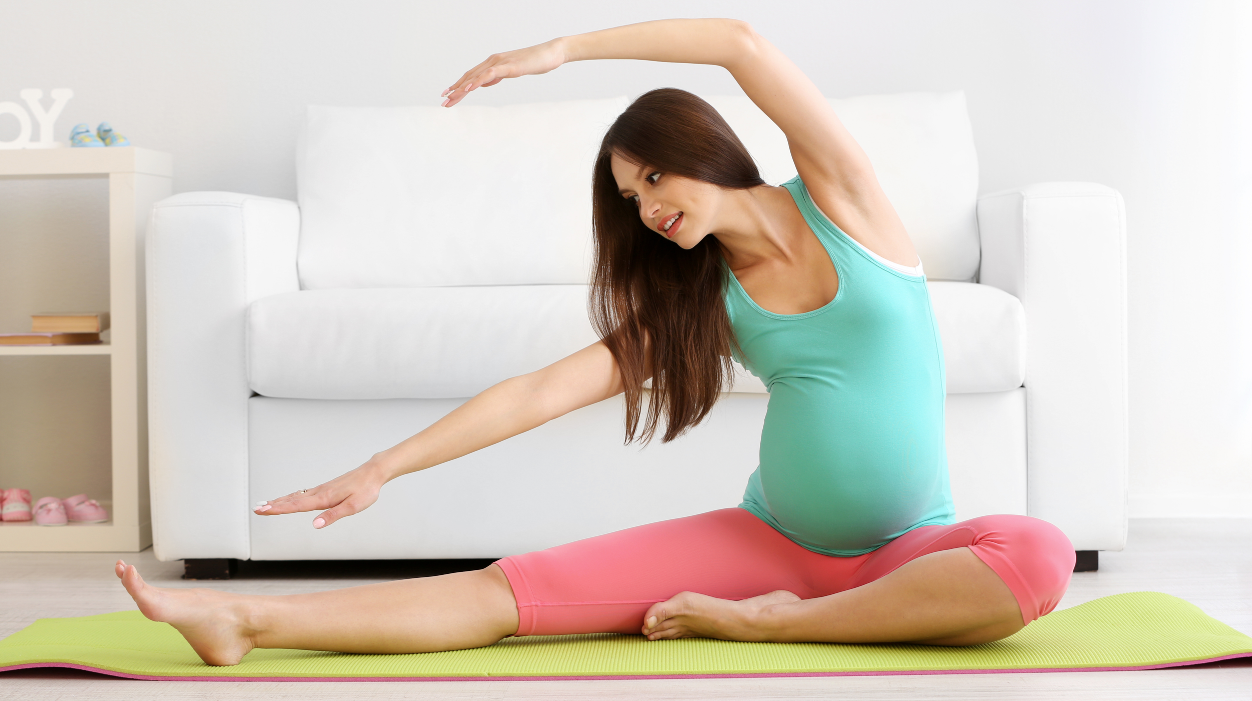 How Often Should I Exercise While I Am Pregnant?