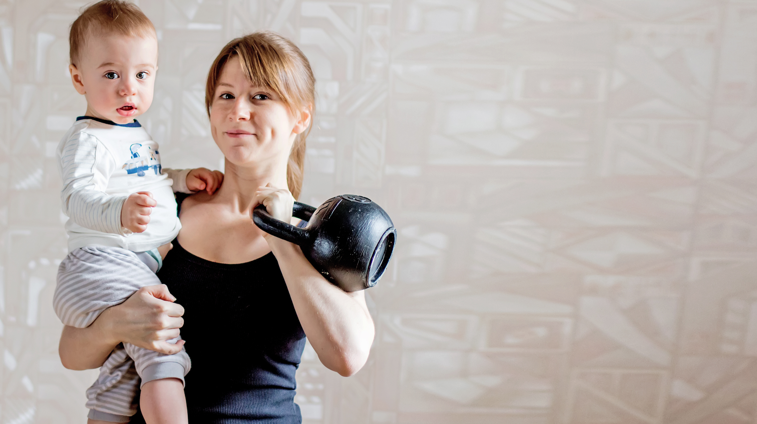 Why Weightlifting Can Help You Lose the Baby Weight