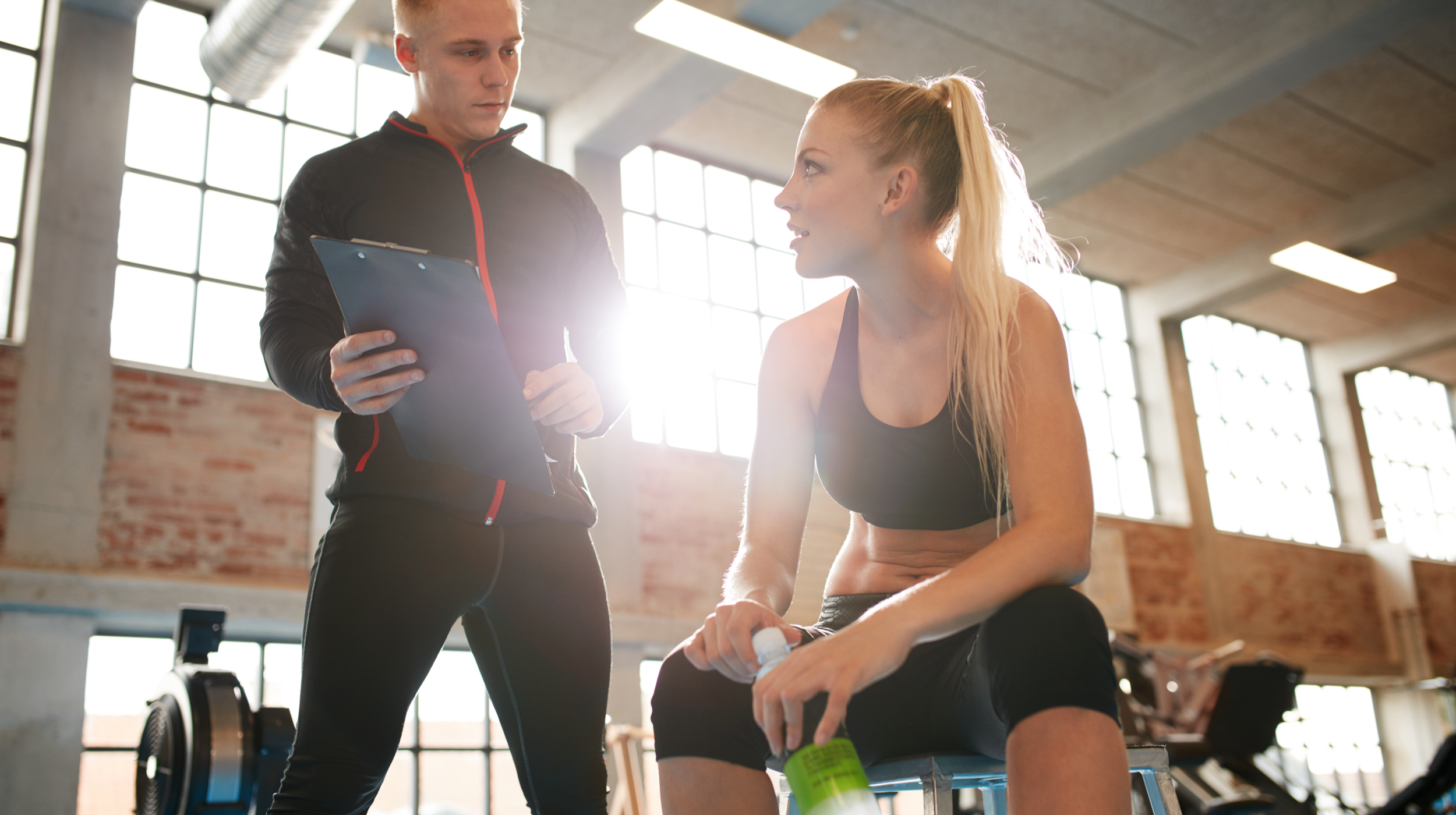 Why You Can't be Afraid to Talk to People if You are a Personal Trainer