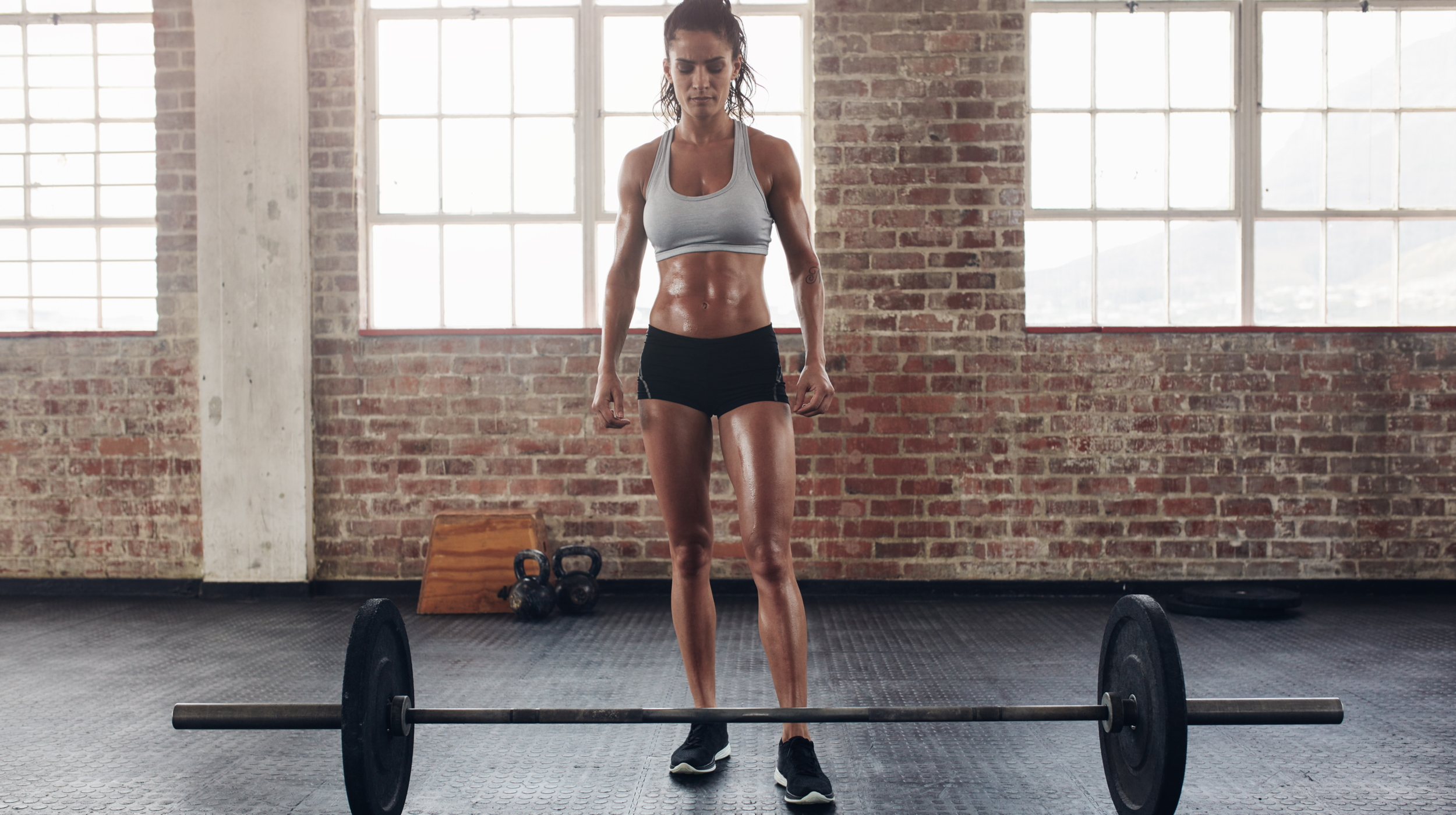 Will Lifting Weights Make Women Look Bulky?
