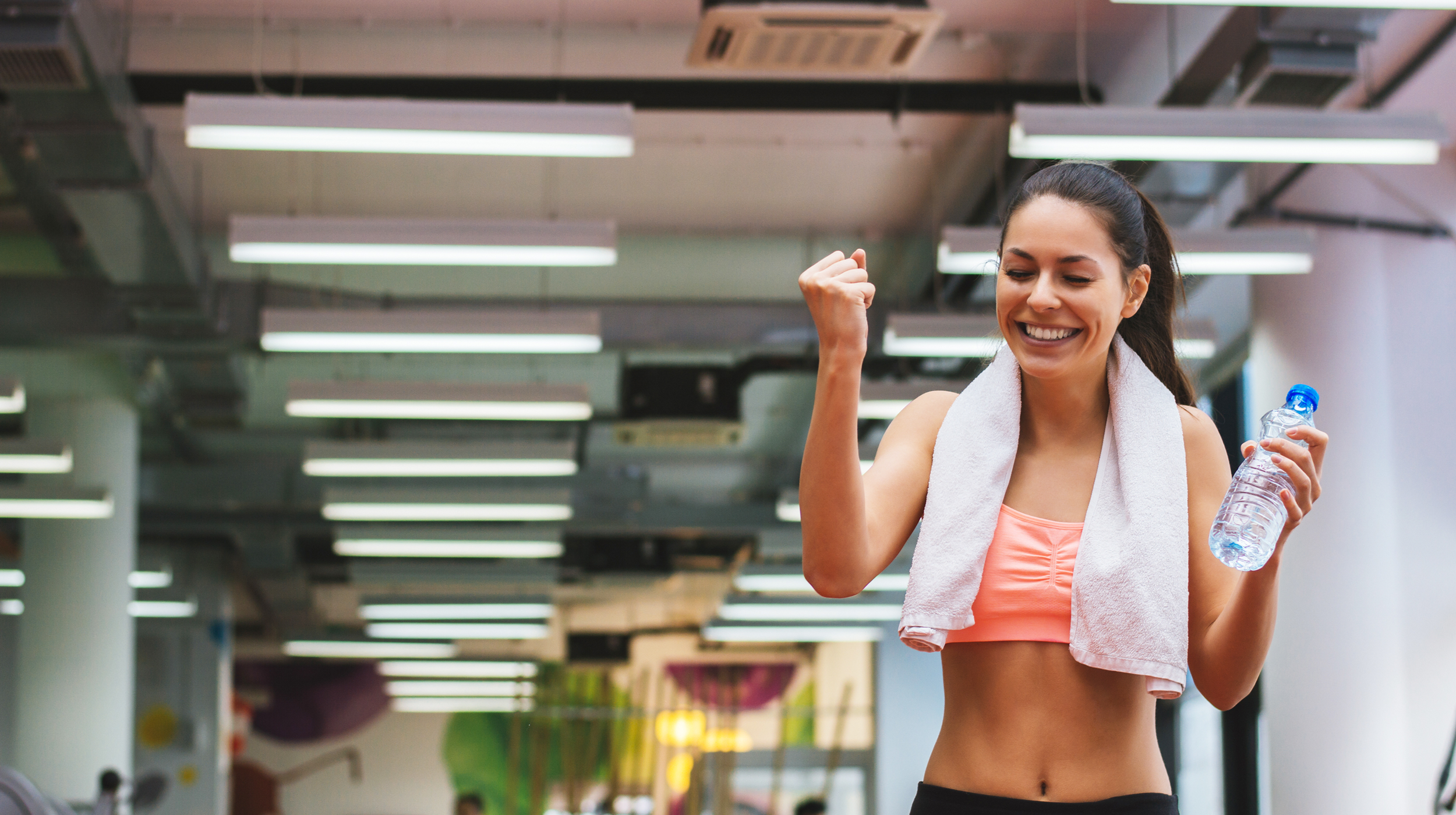 The Key to Fitness Success is Self-Love