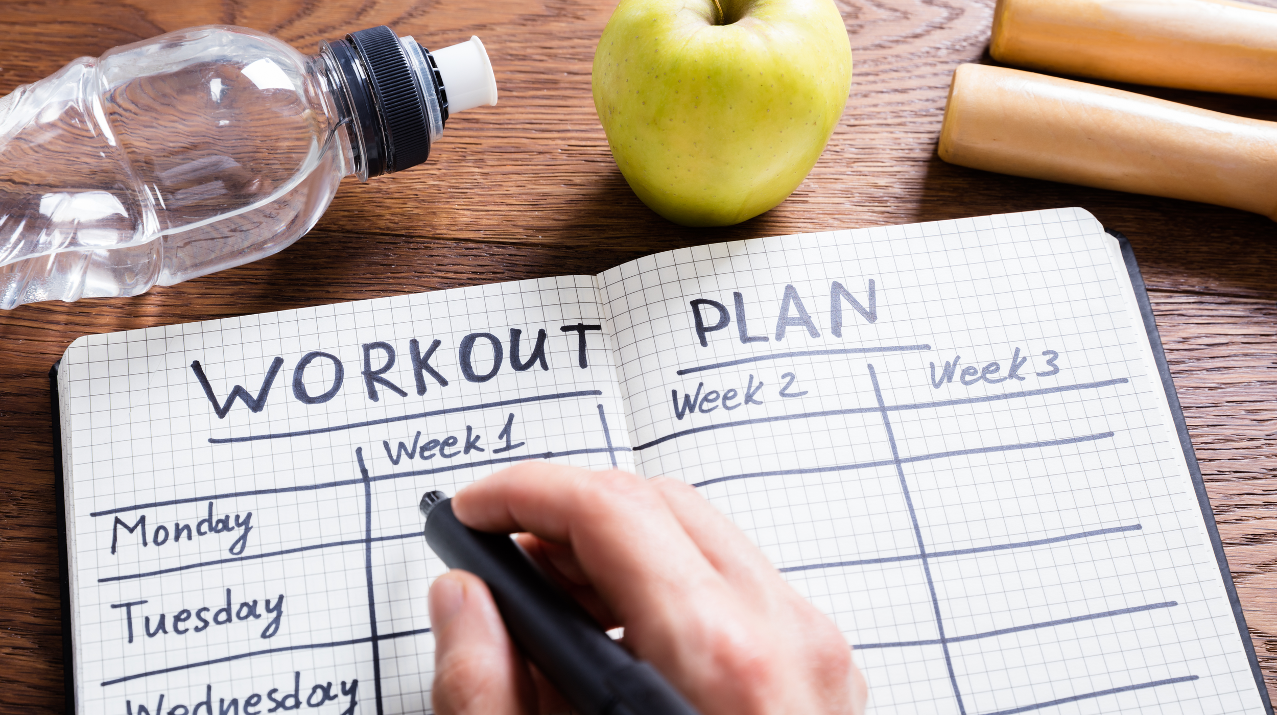 How to Plan Your Workout Routine if you are an Ectomorph