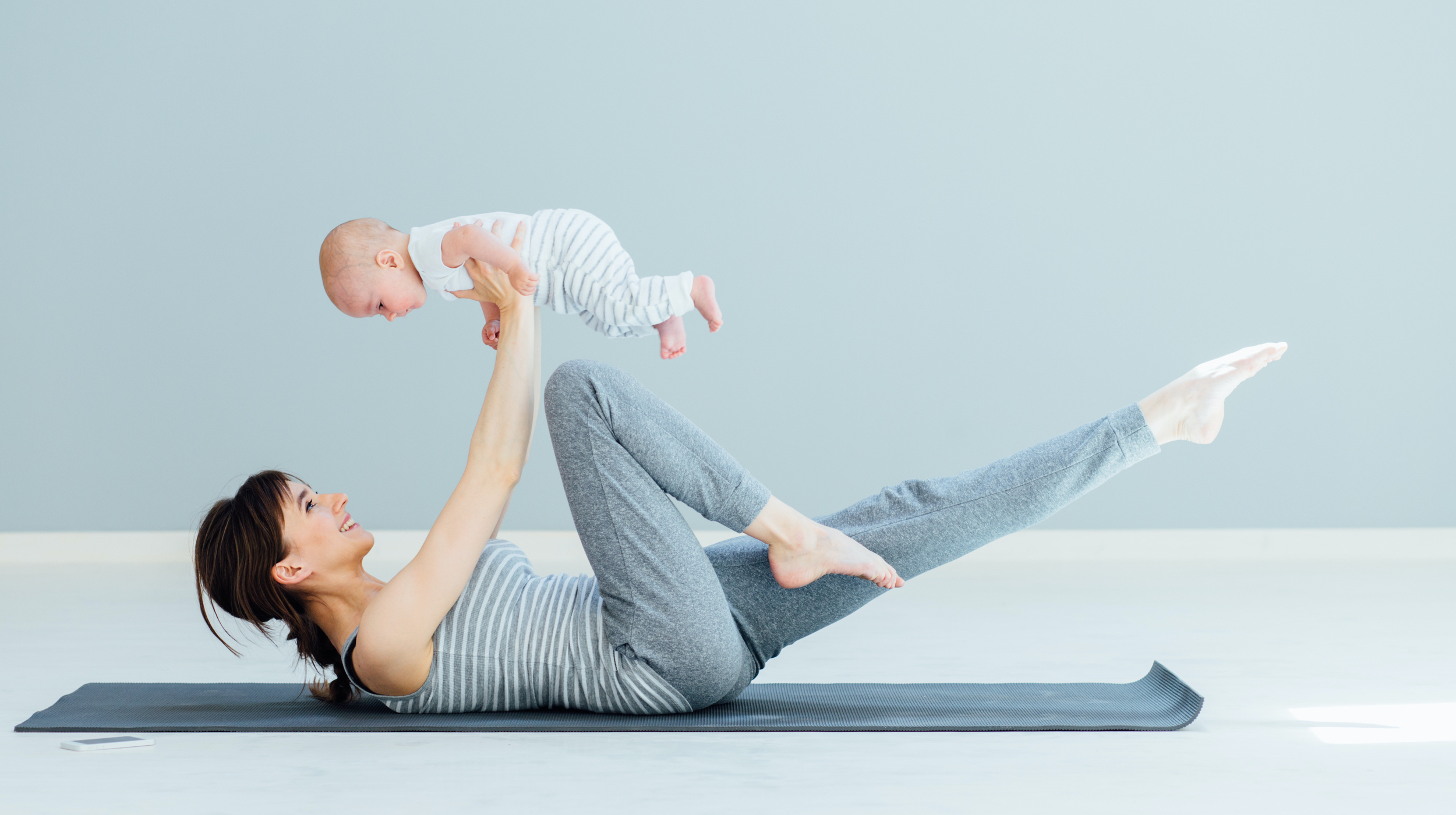 Why Mobility Needs to be The Primary Focus Over Losing Weight After Having a Baby
