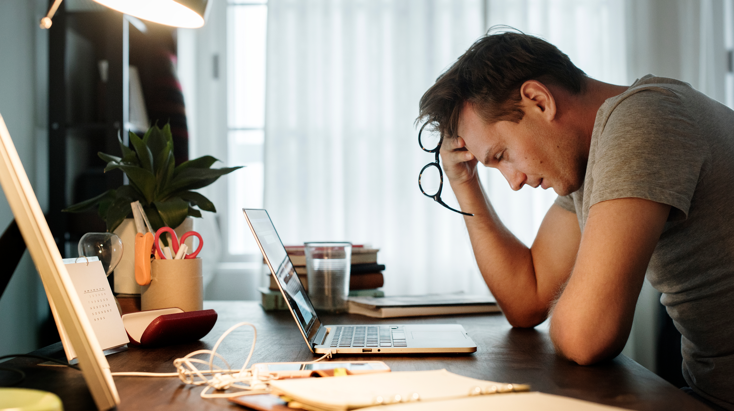 Managing Stress is a Priority Over Exercise